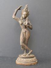 Grande Danseuse en Bronze du NÉPAL, Maya Devi