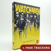 Watchmen:The Ultimate Cut .Blu-ray Limited Edition / UCE