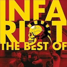 Infa Riot Best Of CD NEW SEALED Punk/Oi!/Skinhead Kids Of The 80s/The Winner+