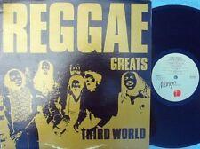 Reggae, Ska & Dub Excellent (EX) Sleeve 1st Edition Vinyl Records