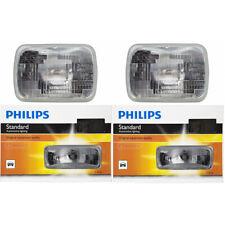 Philips High Low Beam Headlight Light Bulb for Suzuki SA310 Forsa 1985-1988 kx