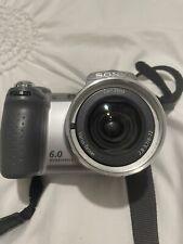 Sony Cybershot DSC-H2 Digital Still Camera 6.0 Megapixels Carl Zeiss