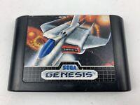 Thunder Force II 2 Sega Genesis Game Tested Works