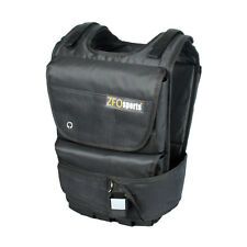 ZFO Sports® -80lbs WEIGHT WEIGHTED VEST/80LB WEIGHTS INCLUDED/Lifetime Warranty