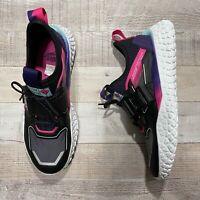 Puma HI OCTN X Need For Speed 30658203 Mens Black Mesh Athletic Racing Shoes 9.5