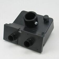 Leitz Trinocular Microscope Head For Laborlux Microscope 512 81520