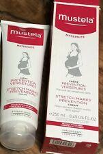 Mustela Maternity Stretch Marks Prevention Cream LG SIZE 250 ml / 8.45 fl.oz EXP