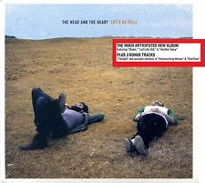 The Head and the Heart - Let's Be Still with 2 BONUS TRACKS new/sealed CD