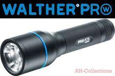 WALTHER PRO PL70 LED Taschenlampe Flashlight 935 Lumen Strobe + Holster + Batt.