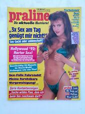 Praline Magazin 1992/11, vom 05.03.1992, Katja Bienert,
