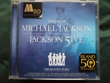 The Best Of Michael Jackson And the Jackson 5ive.The Motown Years CD.