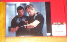 """REAL-George Clooney/Matt Damon Dual Signed 8""""X10"""" Color Photo Global /GA/GAI/GV"""