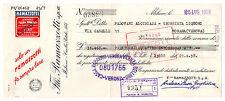 AMARO RAMAZZOTTI DISTILLERIA MILANO CAMBIALE 1958