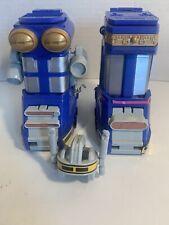 Zeo Megazord Dx Deluxe Feet W Helmet Power Rangers Legacy With Cords