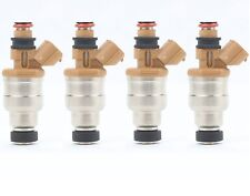 4PCS Flow Matched Fuel Injector 23250-16150 for Toyota-Geo 1.6