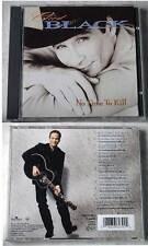 Clint Black no time to kill... 1993 RCA CD Top