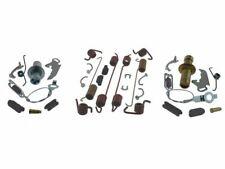 Rear Drum Brake Hardware Kit For 1987-1997 Ford F350 1993 1992 1995 1989 F512TF