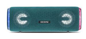 New Slam Jam Bluetooth Speaker by by ION Audio  waterproof