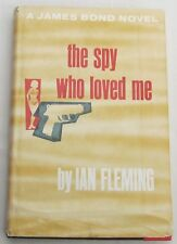 IAN FLEMING - THE SPY WHO LOVED ME -1st US BOOK CLUB EDITION 1962 - VIKING PRESS