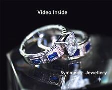 Wedding VVS1 Excellent Cut Fine Diamond Rings