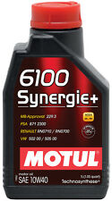 MOTUL 6100 Synergie + 10W-40 1 L