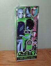 Monster High Dolls Create A Monster Puma Boy Add On~ NIB~Retired