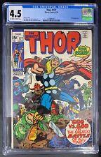 Thor #177 CGC 4.5 6/70 2109847011 - Surtur appearance