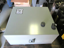 * NIB .. Westinghouse Motor Starter Size 0,  1Ph Cat# A200M0BR w/Encl.. VR-501