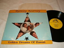 "Ramsey Kearney ""Golden Dreams of Hawaii"" 1990 Bluegrass LP, Nice EX!, Vinyl"