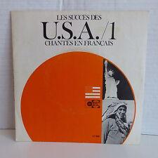 Les succes des USA en francais NATY BOYER / J. MILLE / B. SMART 11009 INDIENS