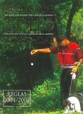 Reglas de Golf Ilustradas. Reglas 2004/2008 (Spanish Edition) by The, Royal &.