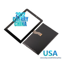 """Touch Screen Digitizer LCD Display For 7"""" Tablet Verizon Ellipsis 7 QMV7 Replace"""