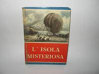 L'ISOLA MISTERIOSA - G.Verne [La Sorgente 1955]
