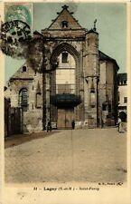 CPA  Lagny (S.-et-M.) -Saint-Furcy   (249440)