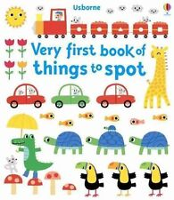 Very First Book of Things to Spot by Fiona Watt | Board book Book | 978140958157