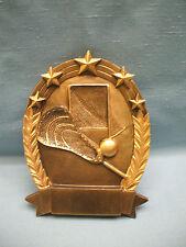 lacrosse gold resin ROP5540 trophy award