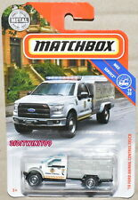 MATCHBOX 2019 MBX SERVICE '10 FORD ANIMAL CONTROL TRUCK