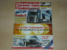 59656) Scania R 480 - Setra S 431 DT - Lastauto Omnibus 11/2009