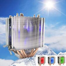 ICETOWER 600 6 HP 3 PIN 150W CPU Cooler Fan Dual Heat sink for 775 115x AMD 1366