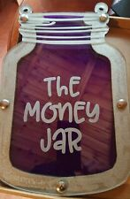 More details for flat wall mounted money jar