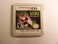 Luigi's Mansion: Dark Moon (Nintendo 3DS, 2013) Game, Also works on xl & 2ds !!