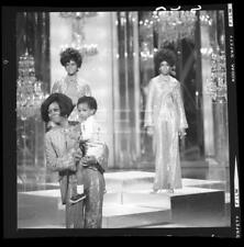 Diana Ross The Supremes Music Old Photo Negative 470B