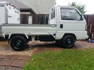 Minitruck Tire Chains honda acty Subaru sambar kei suzuki carry hijet 145r12