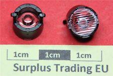 FA11120 9.9mm LED Optic,LISA2, Clip, Oval Beam (Pk of 2)
