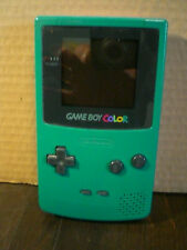GAME BOY COLOR - TÜRKIS - 1998 - NINTENDO ( + 1 MODUL )