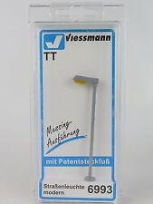 6993 VIESSMANN - ESCALA TT - LAMPARA POSTE MODERNA DOBLE / DISCONTINUED