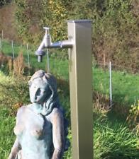 65cm Exklusive Edelstahl Wassersäule Wasserverteiler Zapfstelle Wasserzapfstelle