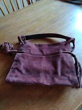 Unisa Women's Shoulder Bag Brown Very Good Condition