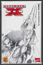 ULTIMATE X-MEN #1 DYNAMIC FORCES CONCEPT SKETCH EDITION COA