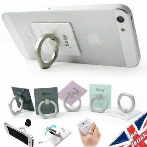 iRing Phone Holder Finger Grip 360° Rotate Mount Stand Ring For Mobile UK BNIB